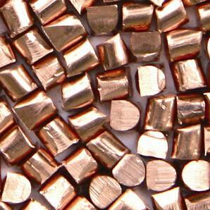 Copper Cut Wire Shot Certifications: Iso 9001