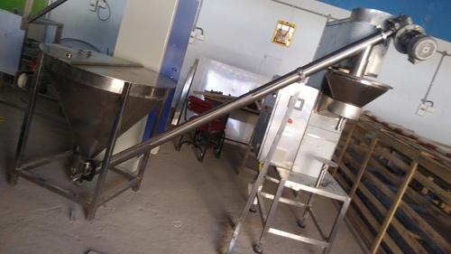 Semi Automatic Dump Yard Powder Filling Machines