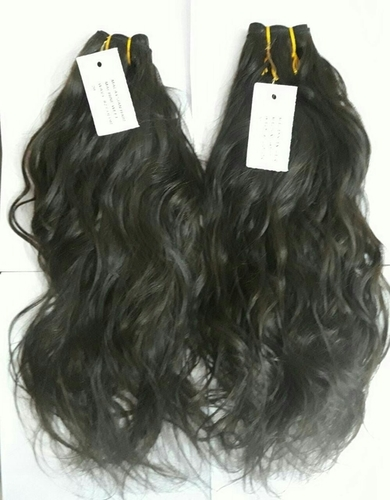 Natural Colour Virgin Remy Temple Human Hair