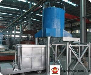 Vertical Al-Alloy Quenching Furnace