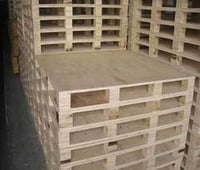 Four Way Plywood Pallets