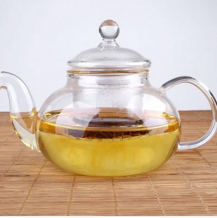 Borosilicate Glass Tea Pot