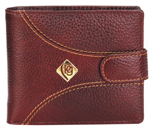 Exclusive Mens Leather Wallet in   Pandit Moti Lal Nehru Road