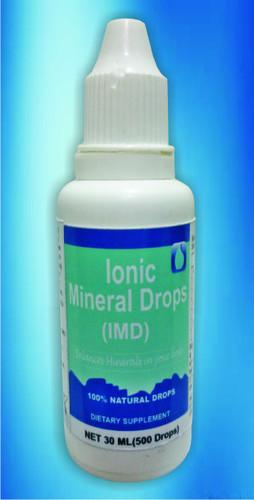Ionic Mineral Drops