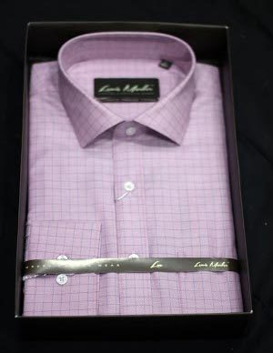 Mens Checkered Formal Cotton Shirts