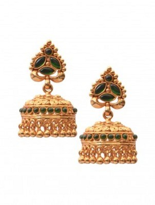 Gold Plated Jhumkas in  Goregaon (E)