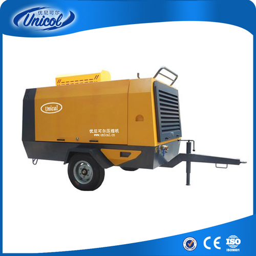 Slcy-58 Cheap Diesel Generator Price Of Screw Compressor 58Kw 80Hp