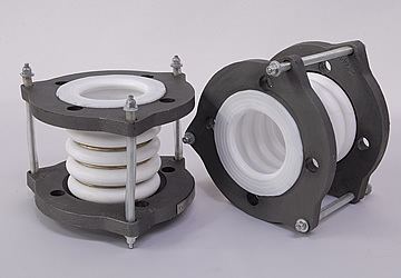 PTFE BELLOW For High Pressure And Full Vacuum Application