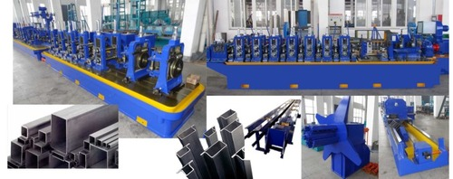 Steel Pipes Making Machine in   New District