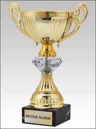 Diamond Sports Cup Trophy
