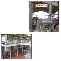 Food Industry Co2 Generation Plant