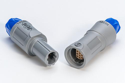 Redel Plastic Push Pull Connectors Sp Series