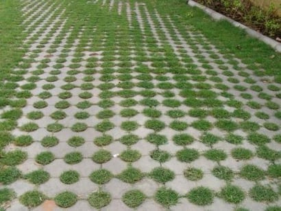 Grass Pavers