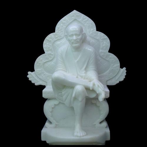 Shirdi Sai Baba Marble Statue in  Chandpole