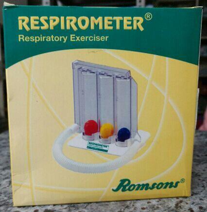Respirometer