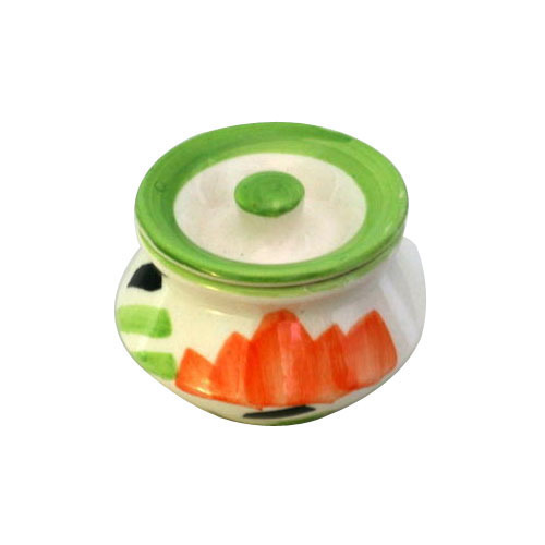Ceramic Salt Pot