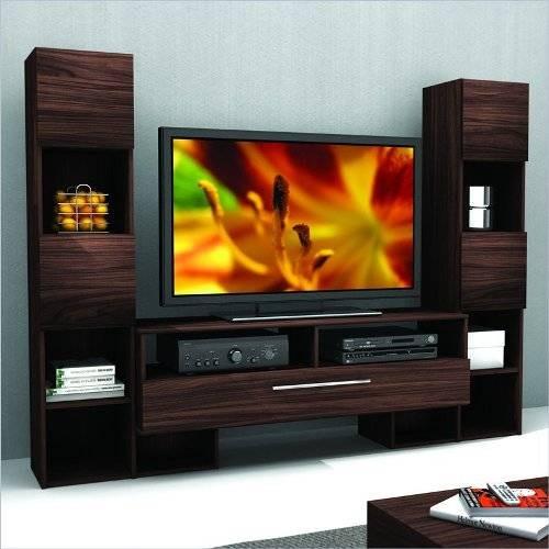 Wooden Grand TV Unit