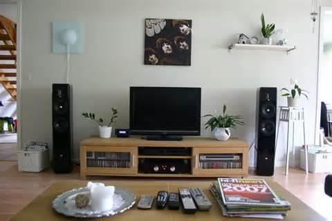 Wooden Simplicity TV Unit
