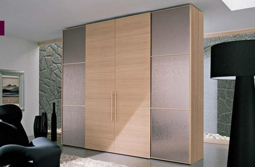 Wooden Slide Model Wardrobes
