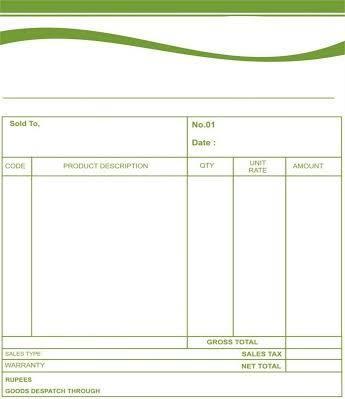 Invoice Book in  Khushkhera Indl. Area