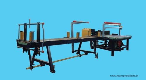 Semi Automatic Brick Cutting Machine