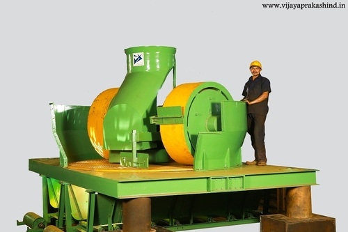 Wet And Dry Pan Mill