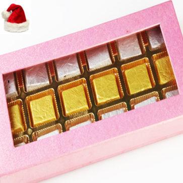 Pink Assorted Chocolate Box