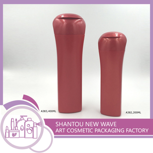 Plastic Shampoo Packaging Bottle And Containers