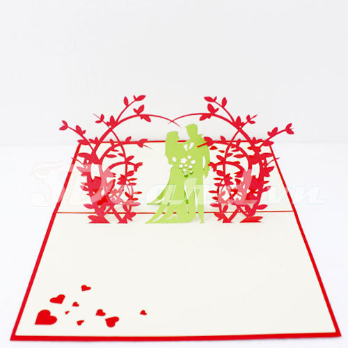 Wedding 4-Love Card