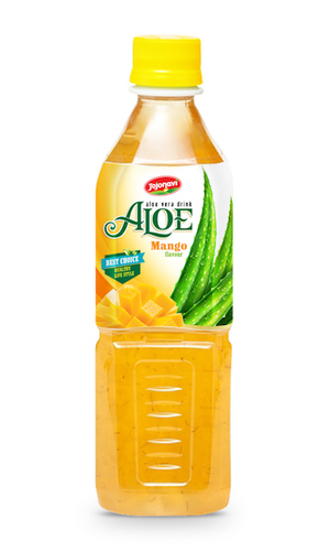 Aloe Vera Drink With Mango Flavour