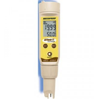 Conductivity Temp Dual Range Pocket Tester