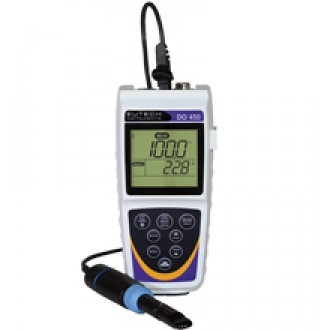 Dissolved Oxygen Temp Hand Held Meter