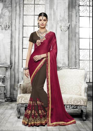 Designer Look Fancy Saree