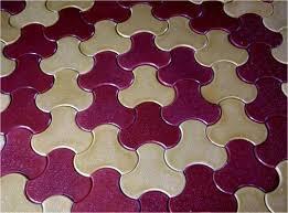 Precast Interlocking Tiles