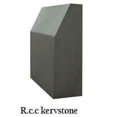 Premium Grade Rcc Kerb Stone