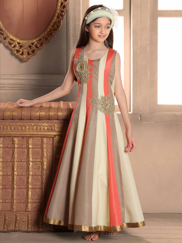 32e6525a71 Party Wear Girls Designer Gown in Surat