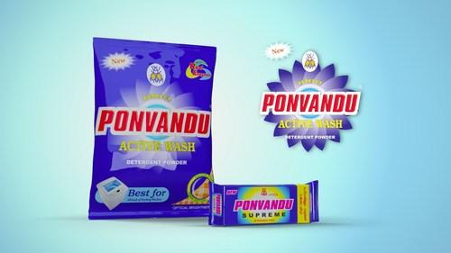 Ponvandu Washing Powder in   Karur District