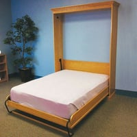 Single Wooden Beds