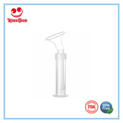 Syringe Shaped Breast Vacuum Milk Pump
