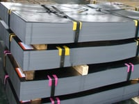 Cold Rolled (CRCA) Steel Sheets