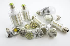 Rechargeable LED Torch Bulb