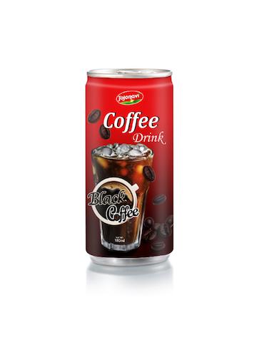 Black Cofee Ice Coffee Drink