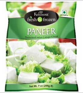 Frozen Paneer Indian Cottage Cheese