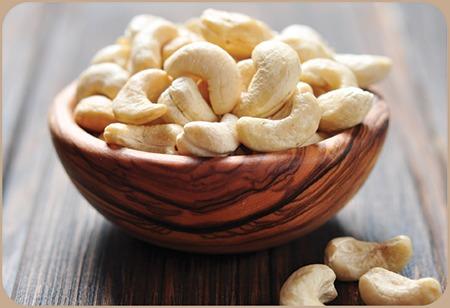 Cashews Certifications: Fssai Certified