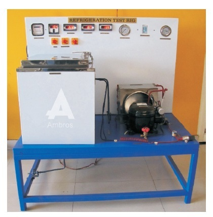 General Cycle Type Refrigeration Trainer