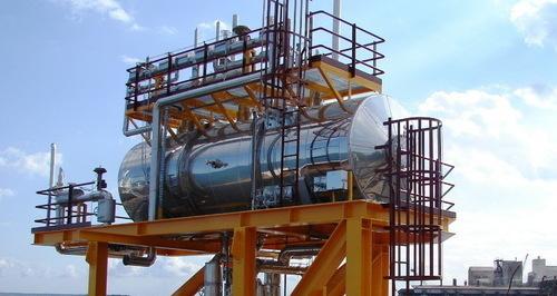Longer Working Life Deaerator Cum Storage Tank