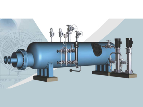 Robust Design Thermo Steam Generator in  J-Block