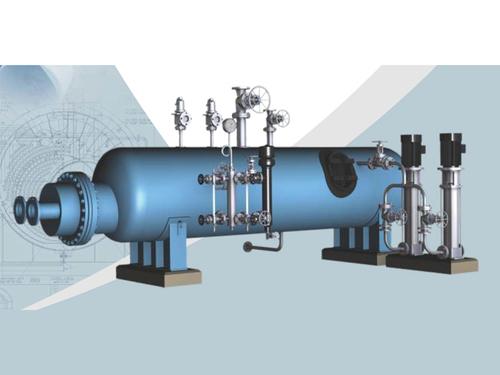 Thermo Oil Steam Generator