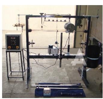 Vibration Lab Apparatus