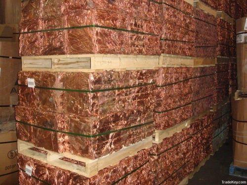 Mill Berry Copper Wire